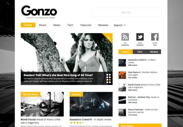 GONZO-screenshot
